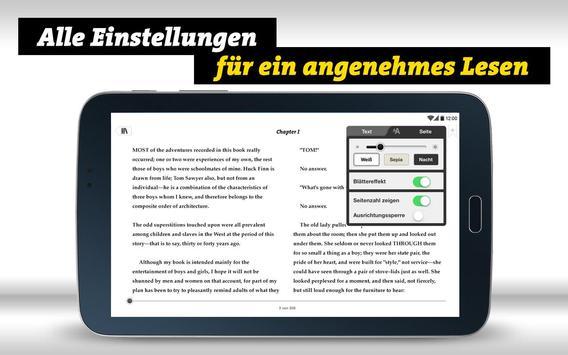 JUKE Bücher apk screenshot