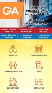 G&A Corporate Services apk screenshot