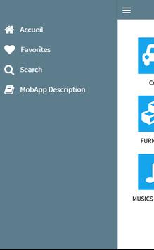 AdsManager Mobile Application apk screenshot