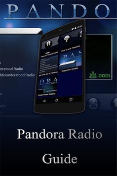 Free Pandora Radio Guides apk screenshot