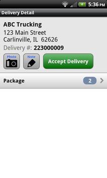 Karmak Deliver-It apk screenshot