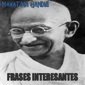 Gandhi Frases interesantes icon
