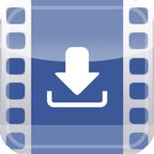Fast Facebook Video Downloader icon
