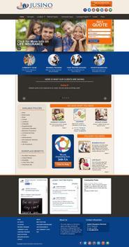 Jusino Insurance poster