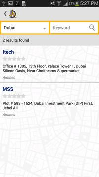 Just Dial Emirates apk screenshot
