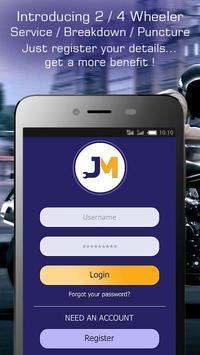 Juraa Motors poster