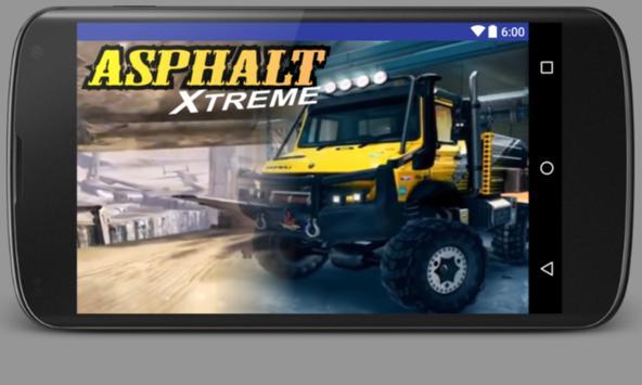 Guide Asphalt Xtreme apk screenshot