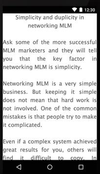 Network Marketing Pro apk screenshot