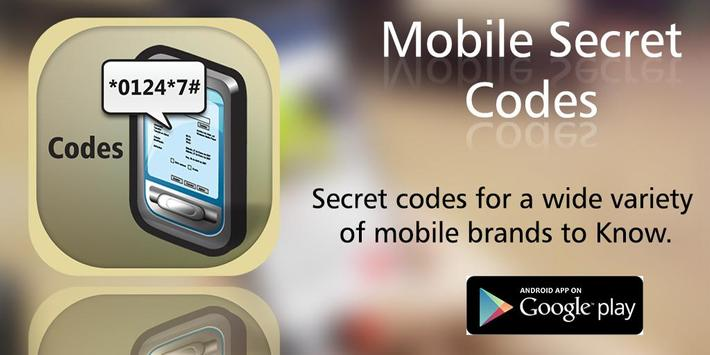 Mobile Secret Codes apk screenshot