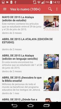JW Podcast (español) apk screenshot