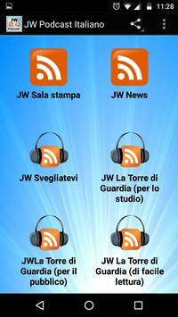 JW Poscast Italiano poster
