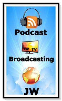 JW Podcast Portugués apk screenshot