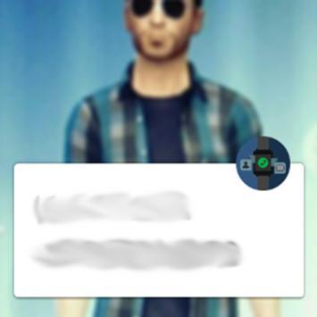 Hand Dialer for Wear apk screenshot