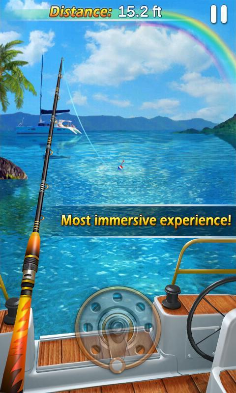 Fishing mania 3d apk download free sports game for for Fish mania help