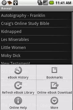 LDS Reveal Reader apk screenshot