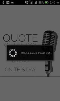 Quote Of The Day apk screenshot