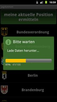 Jagdzeiten.de Testversion apk screenshot