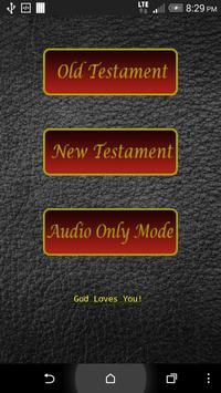 NIV Audio Bible apk screenshot