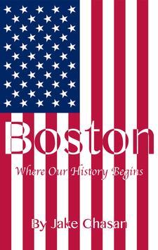 Boston Landmarks poster