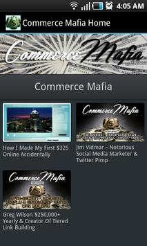 Commerce Mafia poster
