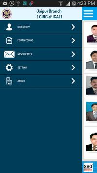 Jaipur Branch ( CIRC of ICAI ) apk screenshot