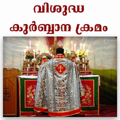 Holy Qurbana icon