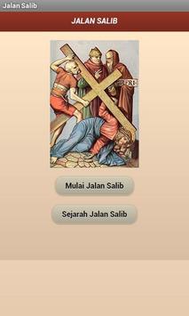 Jalan Salib poster