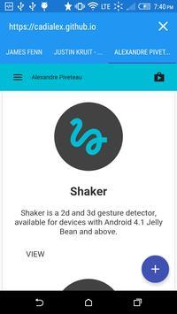 Simple Browser apk screenshot