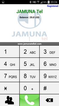 JAMUNA Tel apk screenshot