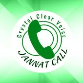 Jannatcall New icon