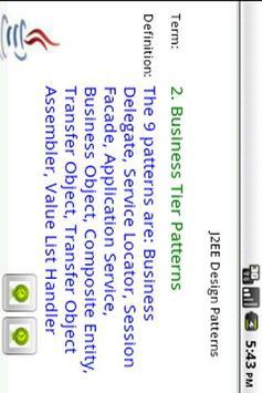 J2EE Design Patterns apk screenshot