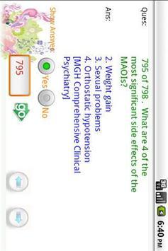 Anxiety - flashcards apk screenshot