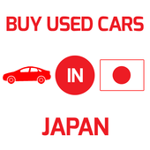 Buy Used Cars in Japan icon