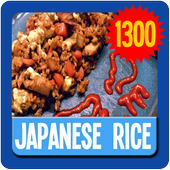 Japanese Rice Recipes Complete icon