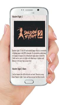 Cheats for Shadow Fight 2 poster
