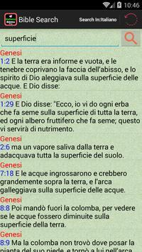 Italian Holy Bible Audio Book apk screenshot