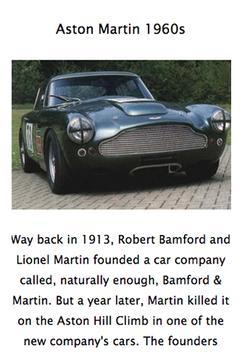 England Classic Car apk screenshot