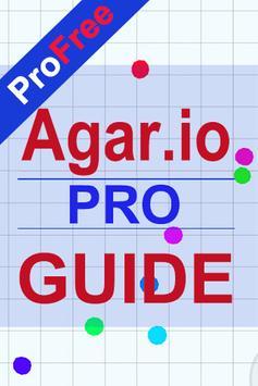 Pro Guide Agar.io poster