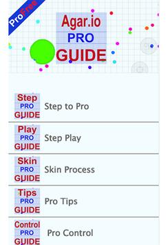 Pro Guide Agar.io apk screenshot