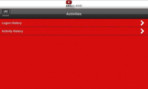 AKSes Mobile apk screenshot