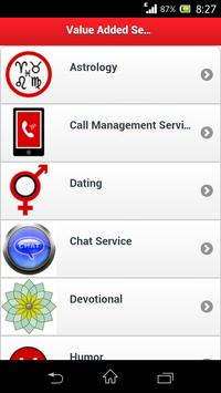 Value Added Services - 2014 apk screenshot