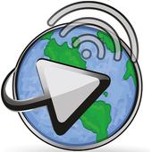 GPS WEB tracker icon