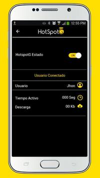 HotSpotG -TAXI apk screenshot