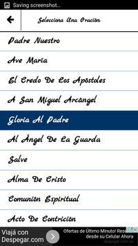 Mis Oraciones Católicas apk screenshot