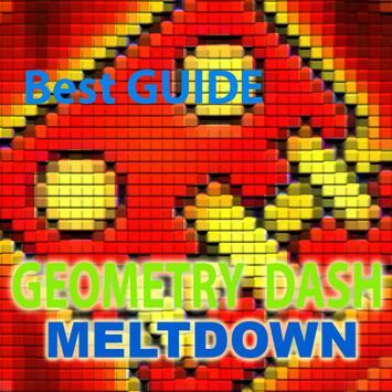 GUIDES Geometry Dash Meltdown apk screenshot