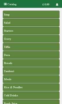 Taste of India - Pure Veg. apk screenshot