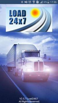 LOAD24x7-Post Goods & Vehicles poster