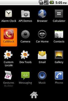CallBlock poster