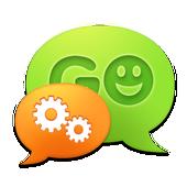GO SMS Pro Mylocation plugin icon
