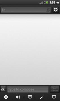 GO SMS Theme Elegance apk screenshot